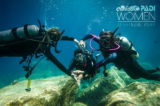 Women's Diver Day 15th July 2017